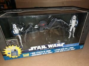 Droid Attack on the Coronet Star Wars The Clone Wars Hasbro Sealed