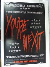 241572 YOU/'RE NEXT Movie WALL PRINT POSTER US