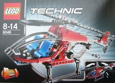 Lego Technic Model 8046 Helicopter New Sealed