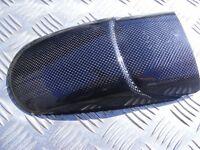 Honda XL125V Varadero Carbon Fibre  Fender Extender Front Mudguard XL 125 XL125