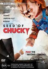Seed Of Chucky (DVD, 2005) R4