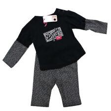 Little Girlstar Babyanzug 2-tlg. Hose Shirt Blau Baumwolle Mädchen Baby Gr. 62
