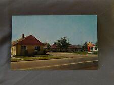 Vintage Postcard: Colonial Motel Weiser ID