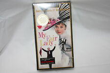 My Fair Lady SEALED 2 VHS Set 30th Anniversary Edition Collector's Edition