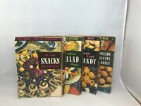 Culinary Arts Institute Vintage Cookbooks Lot of 15 VINTAGE 1950's Encyclopedia