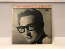 Coral Records The Buddy Holly Story Record CLR 57279