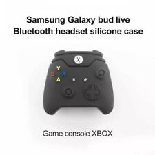 TPU Earphone Gamepad Protective Cover Case for Samsung Galaxy Buds Live Earbud