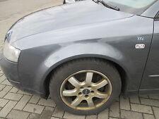 Kotflügel links Audi A4 B6 8E delphingrau LX7Z grau