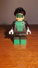 MISPRINT Krejuski Customs Pad Printed LEGO Minifigure Green Guardian Kyle Rayner