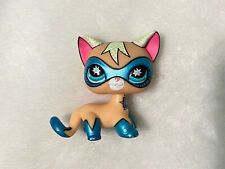 littlest pet shop Rare AUTHENTIC Comic Con Cat