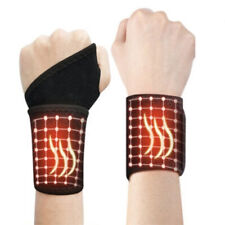 Prettyia 2x Wrist Support Brace Fit Both Hands for Carpal Tunnel Pain Relief