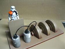 Star Wars Award Winning Custom Cast Power Generator Control Panel Diorama Parts