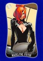 MADELYNE PRYOR / Marvel Dangerous Divas Series 2 (2014) BASE Trading Card #20