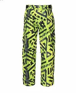 The North Face Men's Slasher Cargo Pants--Venom Yellow Size XXL Long