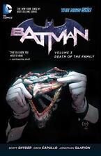 DC Comics Scott Snyder Greg Capullo BATMAN Volume 3 Death of the Family joker