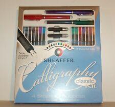 NEW SHEAFFER CALLIGRAPHY CLASSIC KIT