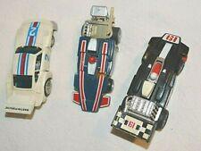 Lot de 3 voitures Circuit Electrique pour Pièce