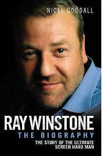 Ray Winstone: The Biography, Nigel Goodall, New Book