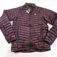 $325 Men's Mountain Hardwear MetaTherm EXS Jacket Size Medium Purple NWT