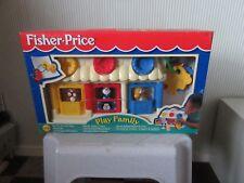 Fisher-Price    vintage  play family zoek de sleutel dierenwinkel.