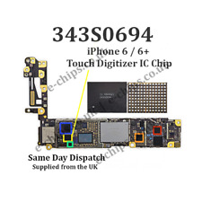 2 x 343S0694 - iPhone 6 & iPhone 6 Plus Touch Controller Digitizer IC Chip U2402