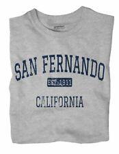 San Fernando California CA T-Shirt EST
