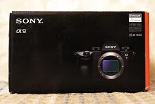 Sony Alpha A9 Mirrorless Digital Camera | Black | Body