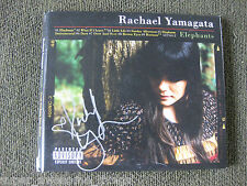 AUTOGRAPHED RACHAEL YAMAGATA CD Elephants...Teeth Sinking into Heart SIGNED