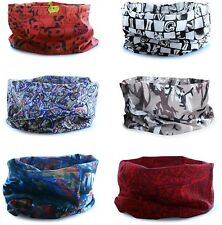 Datechip Mulit purpose Headband Bandana - for Women Men 12-in-1 Sports Magic UV