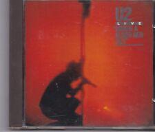 U2-Live Under A Blood Red Sky cd album