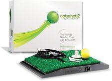 Brand New 2015 Optishot 2 Golf Simulator Swing Training Aid Infrared Optishot2