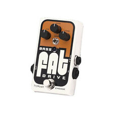 Pigtronix Bass FAT Drive Guitar Pedal