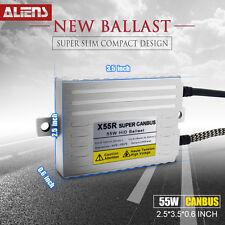 1x slim Canbus HID Ballast 55w AC replacement Error free light Canceller xenon