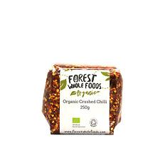 Organic Chilli Flakes 250g