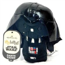 Hallmark Star Wars Itty Bittys Plush Darth Vader KID3237
