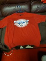 2009 Stanley Cup Finals Red Wings vs Penguins t-shirt Size XL EXC L@@K!
