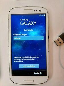 SAMSUNG GALAXY S3 NEO white 16 GB usato GT-I9301I