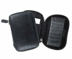 CalcCase Universal Schutztasche Übersetzer Handy MP3-Player Kunstleder schwarz