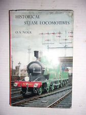 Historical Steam Locomotives 1959 By O.S.Nock