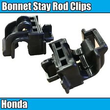 2x Bonnet Hood Support Stay Clips Rod Holder For Honda Accord CRV & NSX