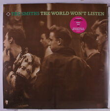 SMITHS: The World Won't Listen LP Sealed (Netherlands, 2 LPs, reissue)