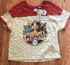 Hi Score Junk Food Atari tee shirt MEDIUM short sleeves