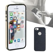 2017 Luxury Metal Bumper Silicone/Gel/Rubber Case Slim Cover for iPhone 5S FZ