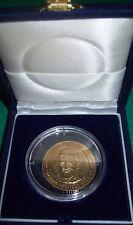 medaglia oro 24K - Miguel Indurain