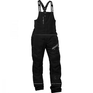 Castle X Tundra Bib Black Mens sizes Medium-Large Back Country Series