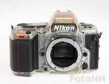 NIKON F90 TRANSPARANT WITH SERIALNUMBER 1!!!!!!
