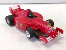 TYCO FERRARI #4 440-X2 SHELL Indy F1 Slot Car TESTED RUNS AURORA AFX