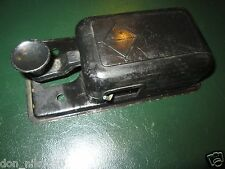 Morse Telegraph Code Key Vintage Radio Military