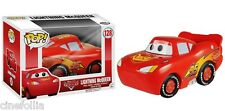 Figura vinile Cars Lightning 'Saetta' McQueen Pop! Funko Disney Pixar Vinyl 128