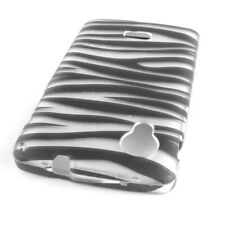 Hard Cover Protector Case for LG Google Nexus 5 - Zebra